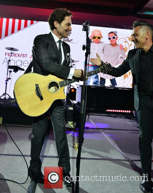 Richard Marx and Jorge Bernal 3