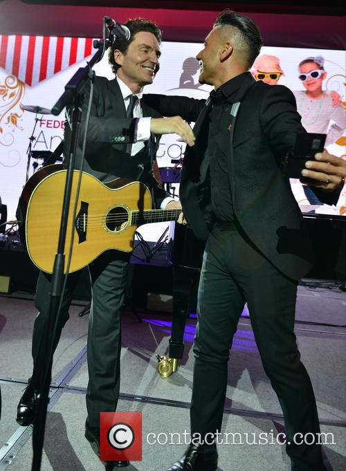 Richard Marx and Jorge Bernal 4