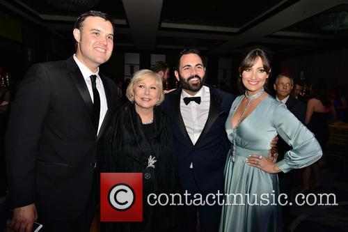 Alberto Sardinas, Cristina Saralegui, Enrique Santos and Karla Monroig 1