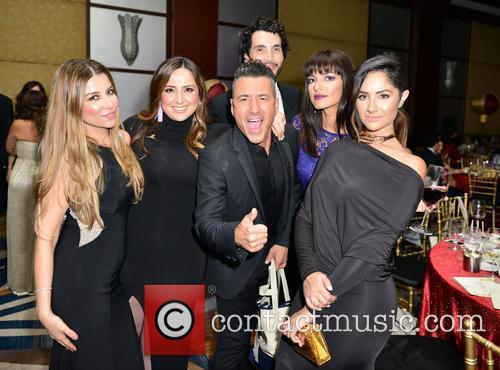 Susan Stipcianos, Laura Mejia Cruz, Khotan Fernandez, Jorge Bernal, Candela Ferro and Karla Birbragher 1