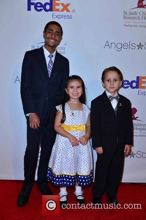 Maxwell, Christopher Quinones and Crista Anleu 1