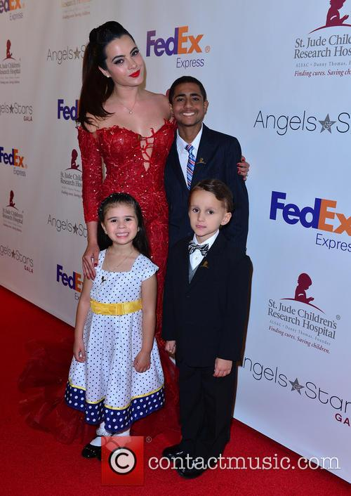 Maxwell, Scarlet Gruber, Christopher Quinones and Crista Anleu 2