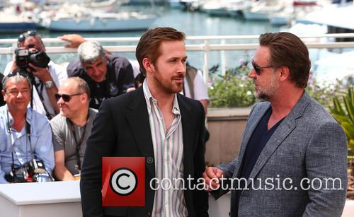 Russell Crowe and Ryan Gosling 2