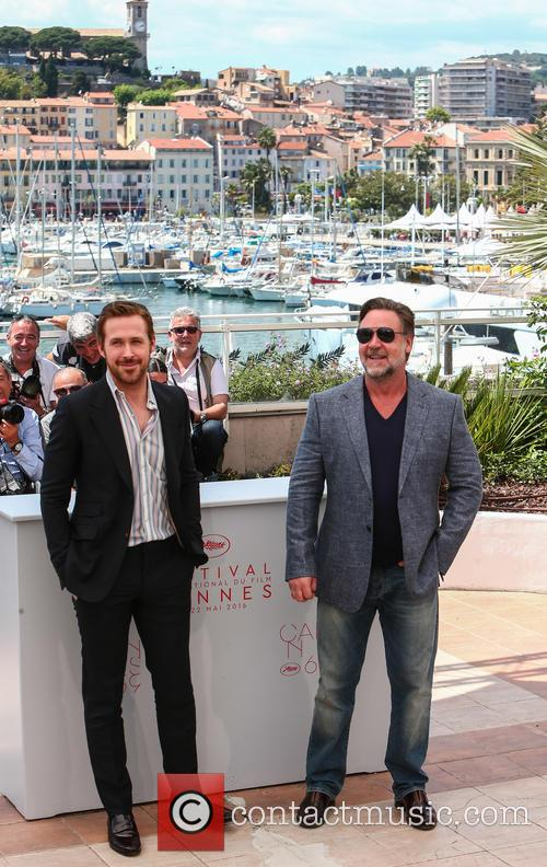Russell Crowe and Ryan Gosling 3