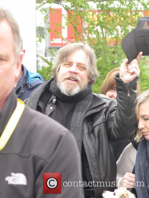 Mark Hamill Might Have Revealed A Major 'Star Wars' Plot Spoiler, Because Of His Beard