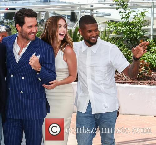 Edgar Ramirez, Ana De Armas and Usher 1