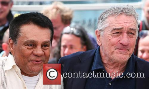 Roberto Duran and Robert De Niro 2