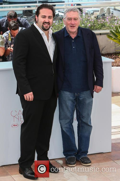Jonathan Jakubowicz and Robert De Niro 6