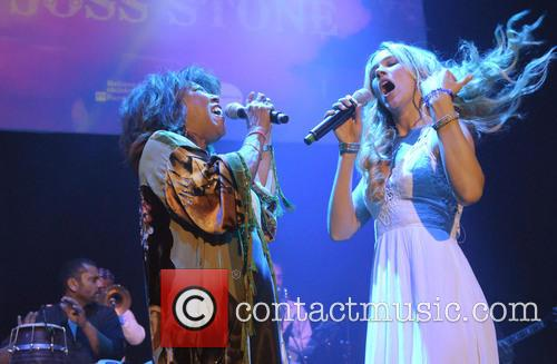 Linda Lewis and Joss Stone 1