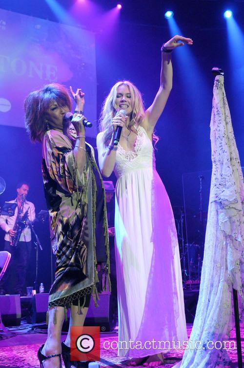 Linda Lewis and Joss Stone 2