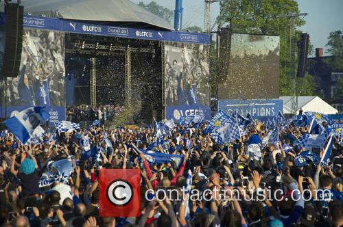Leicester City Fc and Kasabian 10