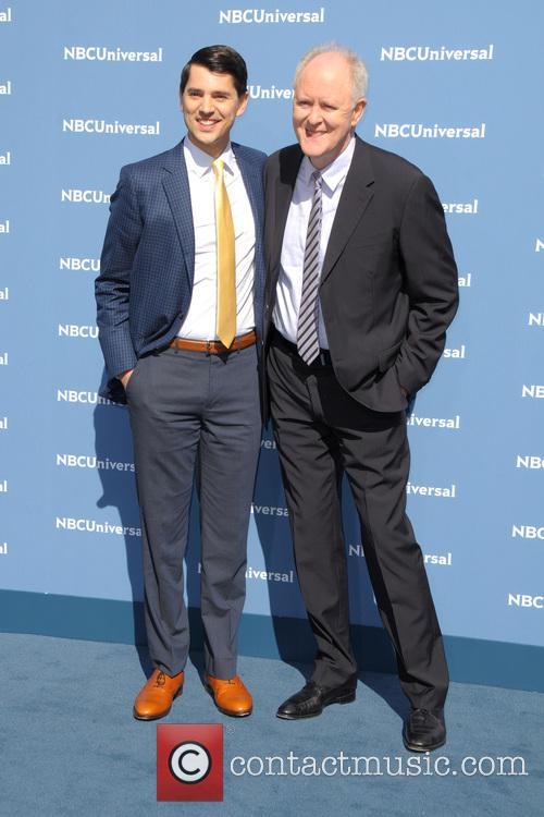Nicholas D'agosto and John Lithgow