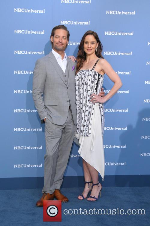 Josh Holloway and Sarah Wayne Callies 2