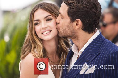 Ana De Armas and Edgar Ramirez 4