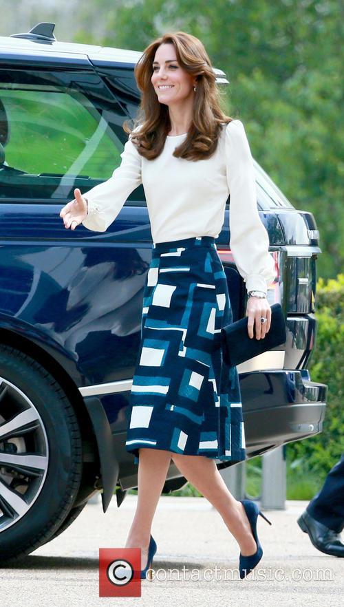 Catherine Duchess Of Cambridge 1