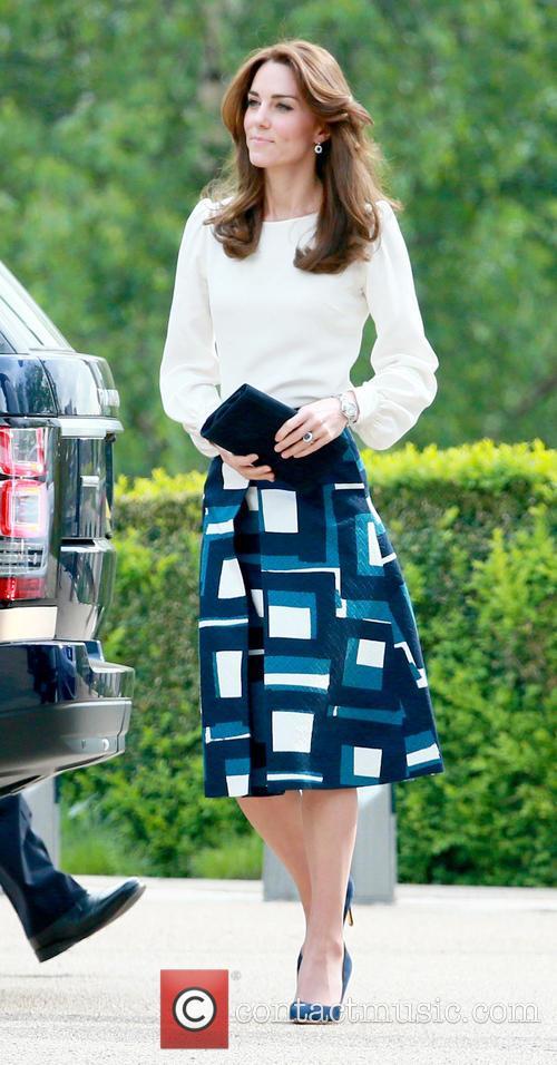 Catherine Duchess Of Cambridge 3