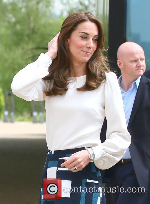 Catherine Duchess Of Cambridge 5