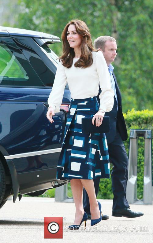 Catherine Duchess Of Cambridge 9