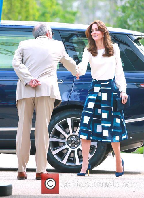 Catherine Duchess Of Cambridge 10