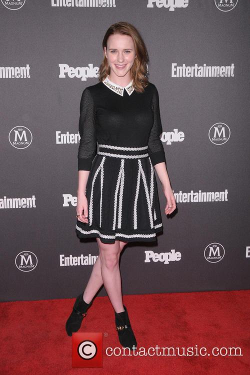 Entertainment Weekly and Rachel Brosnahan 1