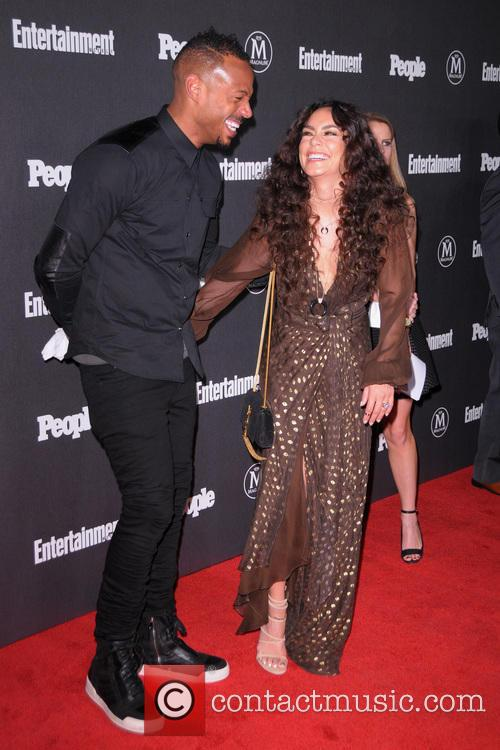Marlon Wayans and Vanessa Hudgens 2