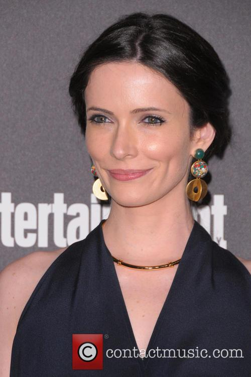Bitsie Tulloch Entertainment Weekly Amp People Upfronts