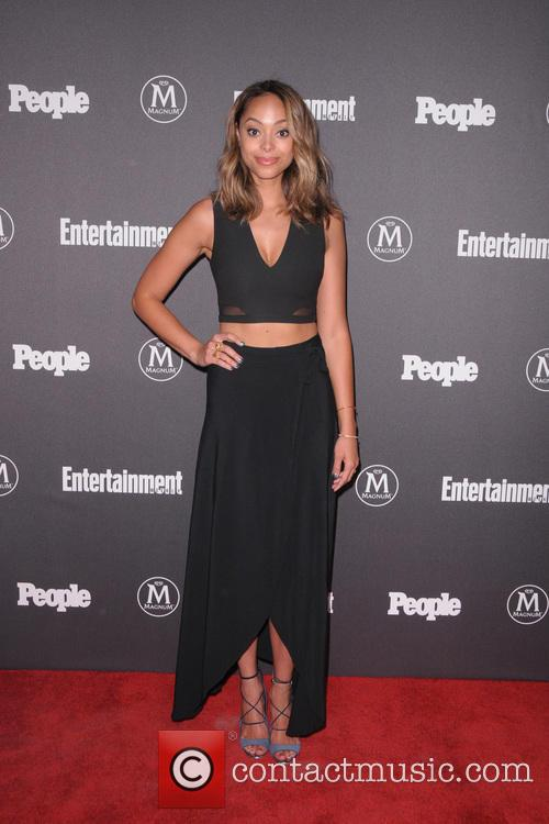 Amber Stevens and Entertainment Weekly 1