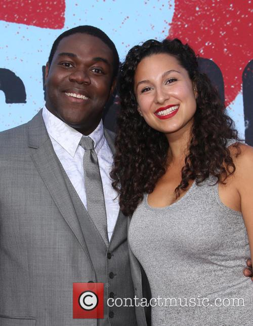 Sam Richardson and Stephanie Telep 5