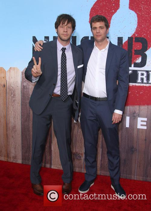 Ike Barinholtz and Nicholas Stoller 1