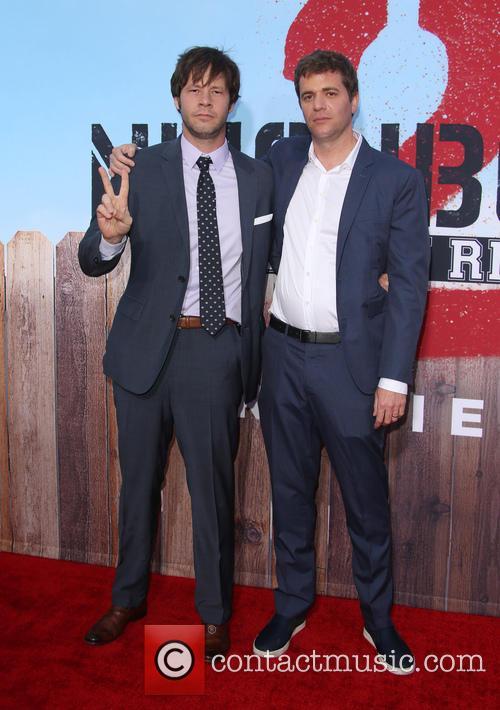 Ike Barinholtz and Nicholas Stoller 2