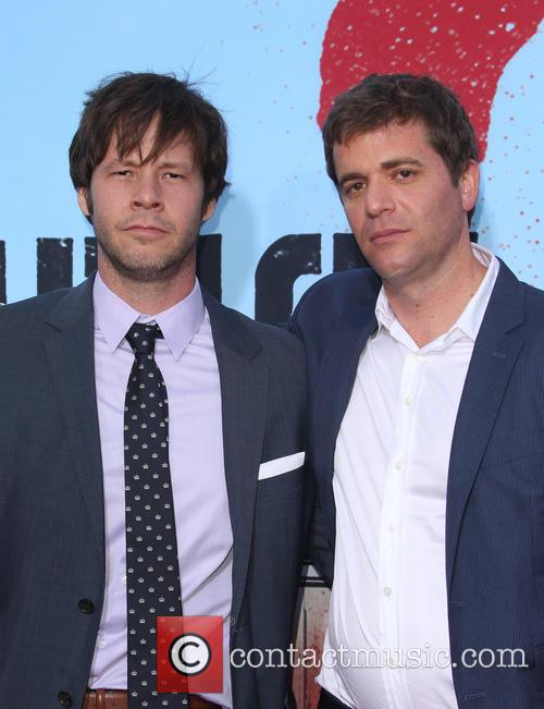 Ike Barinholtz and Nicholas Stoller 3