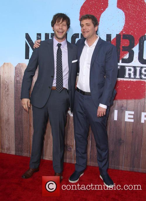 Ike Barinholtz and Nicholas Stoller 5