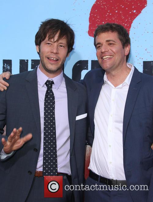 Ike Barinholtz and Nicholas Stoller 6