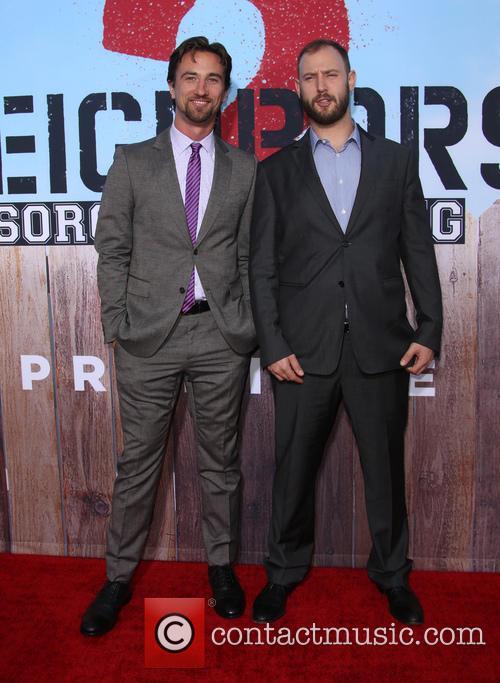 James Weaver and Evan Goldberg 2