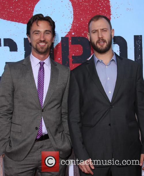 James Weaver and Evan Goldberg 3