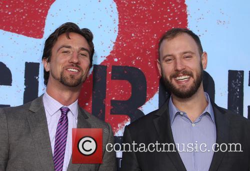 James Weaver and Evan Goldberg 5