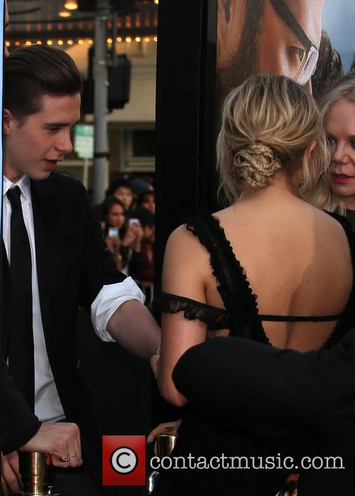 Brooklyn Beckham and Chloë Grace Moretz 1