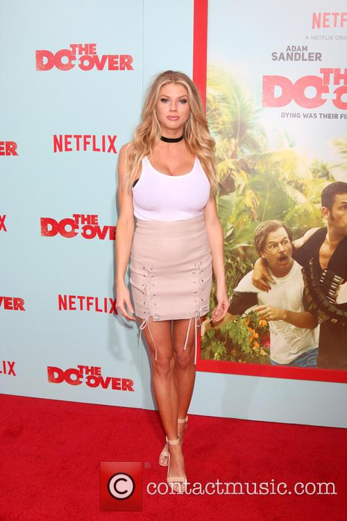 Netflix, Charlotte Mckinney and The Do 1