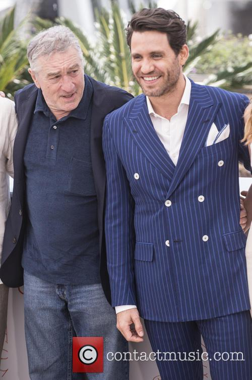 Robert De Niro and Edgar Ramirez 2