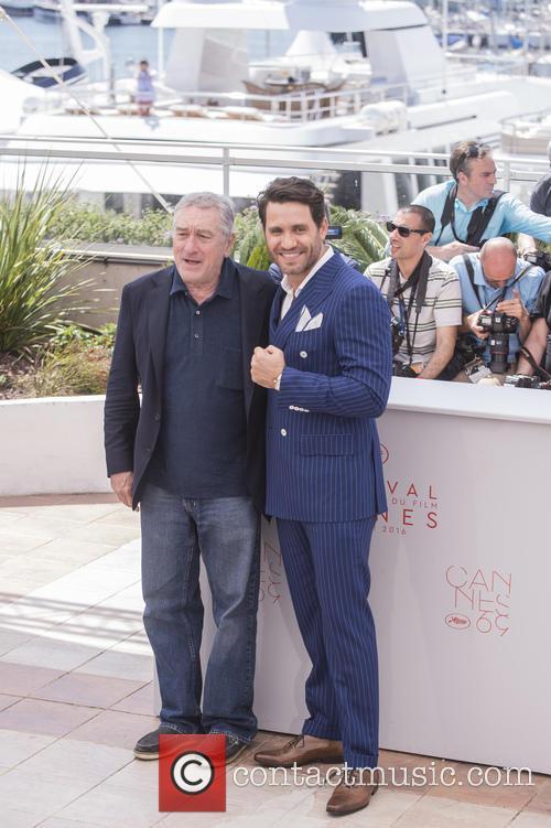 Robert De Niro and Edgar Ramirez 8