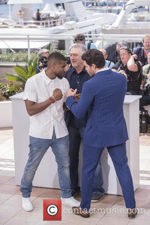 Usher Raymond Iv, Edgar Ramirez and Robert De Niro 3