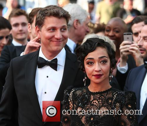 Jeff Nicholls and Ruth Negga 1