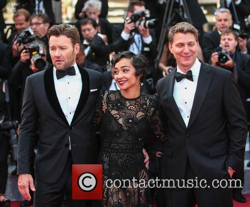 Jeff Nicholls, Joel Edgerton and Ruth Negga 3
