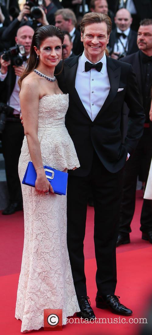 Colin Firth and Livia Giuggioli 7