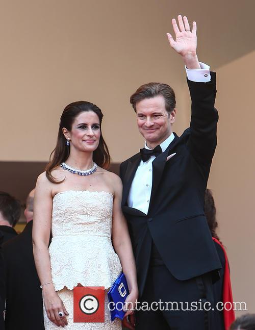 Colin Firth and Livia Giuggioli 9