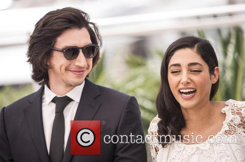Adam Driver and Golshifteh Farahani 4