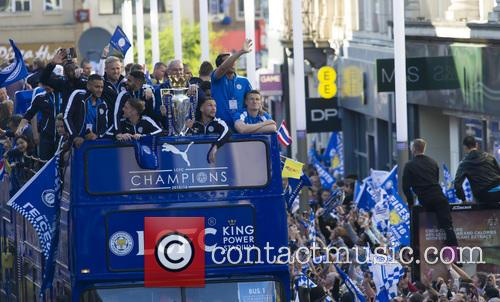 Leicester City Football Team 2