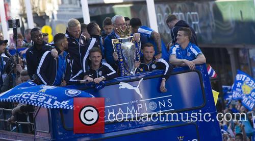 Leicester City Football Team 3