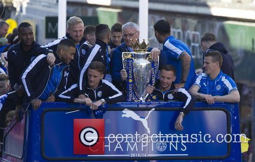 Leicester City Football Team 4