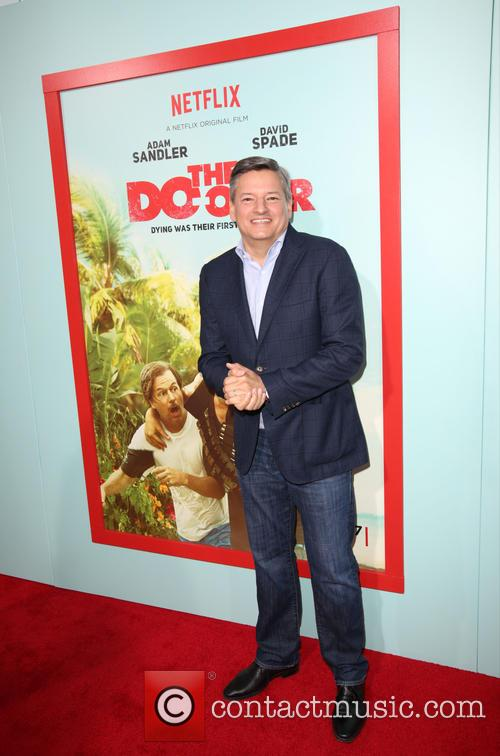 Netflix, Ted Sarandos and The Do 1